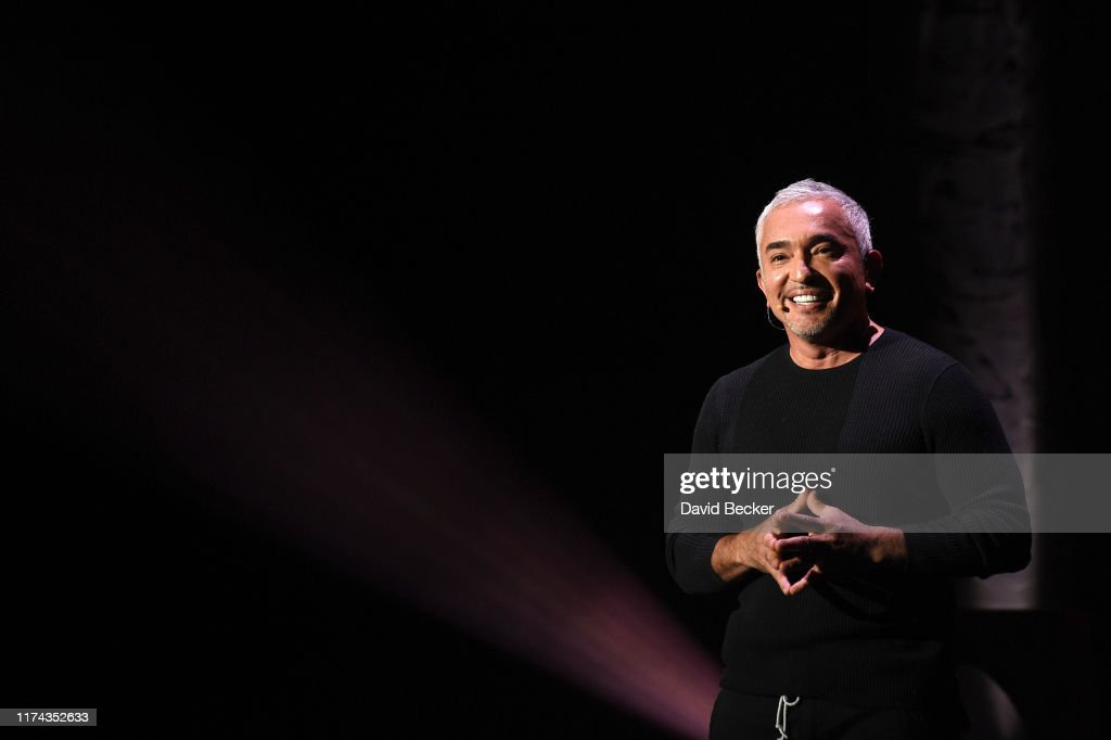 """World Premiere Of """"Cesar Millan - My Story: Unleashed"""" At MGM Grand : News Photo"""