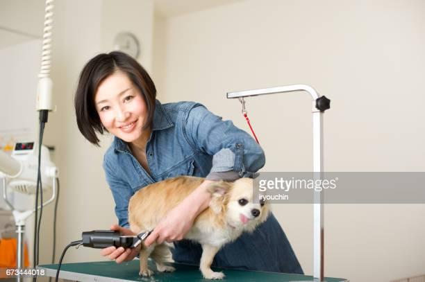 Hund-trimmer