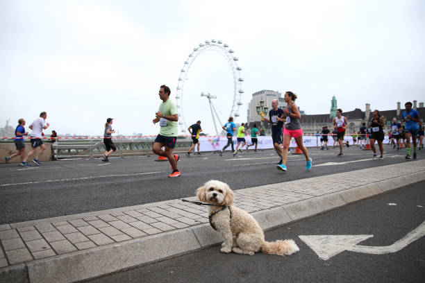 GBR: Runners Return To The Streets In Asics London 10K