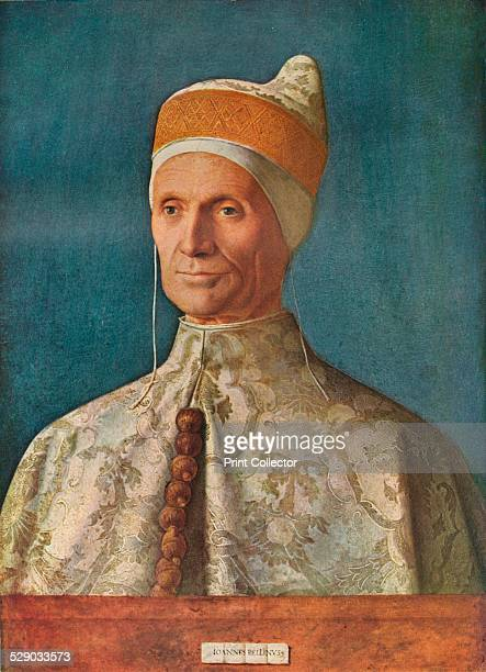 Doge Leonardo Loredan 15012 Leonardo Loredan was the Doge of Venice from 150121 He is shown here wearing his robes of state After a work by Giovanni...