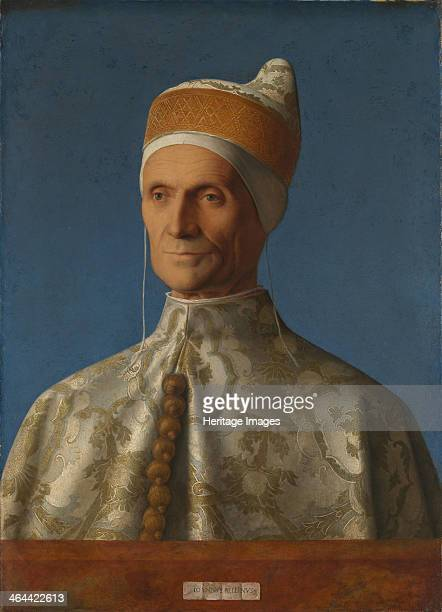 Doge Leonardo Loredan 1502 Found in the collection of the National Gallery London