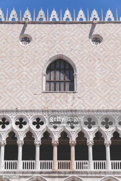Doge's Palace Architectural Detail