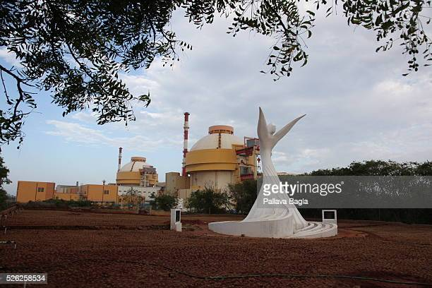 Dogged by controversy India's latest and largest nuclear reactor at Kudankulam has been kick started in the making for over a decade the much delayed...
