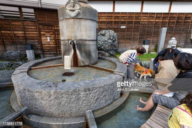 Dogo Onsen Foot Bath Dogo Onsen is one of the oldest and best known onsen hot springs in Japan With a history stretching back over 3000 years it was...