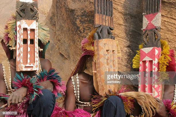 Dogon Masked Dancers