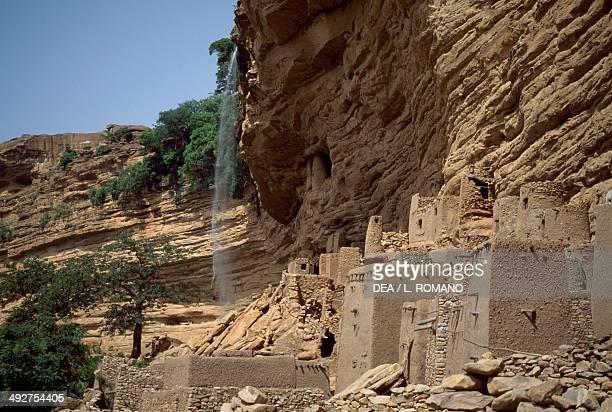 Dogon village at the Bandiagara Escarpment Mali
