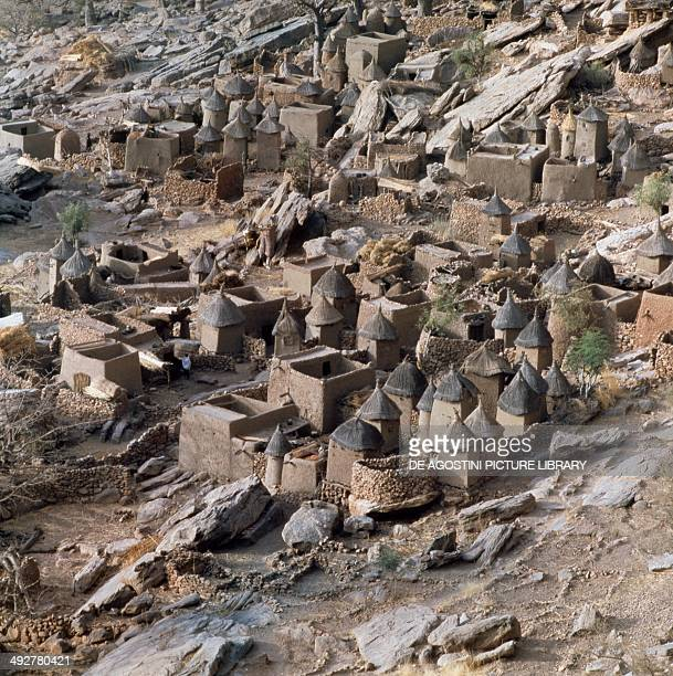 Dogon village Bandiagara Escarpment Mali