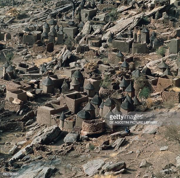 Dogon village Bandiagara Escarpment Mali