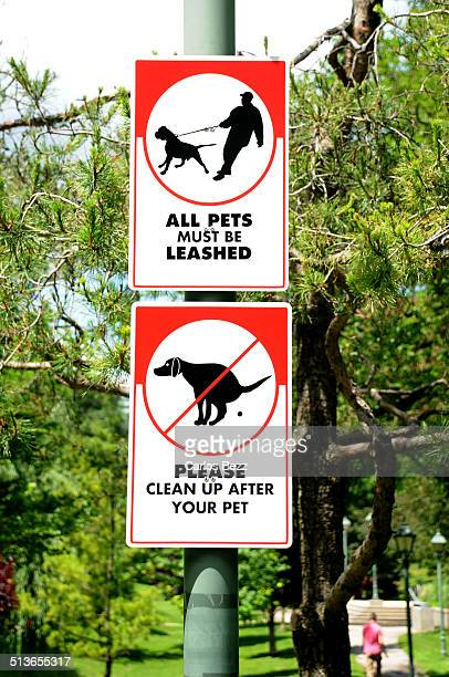 Dogs signs