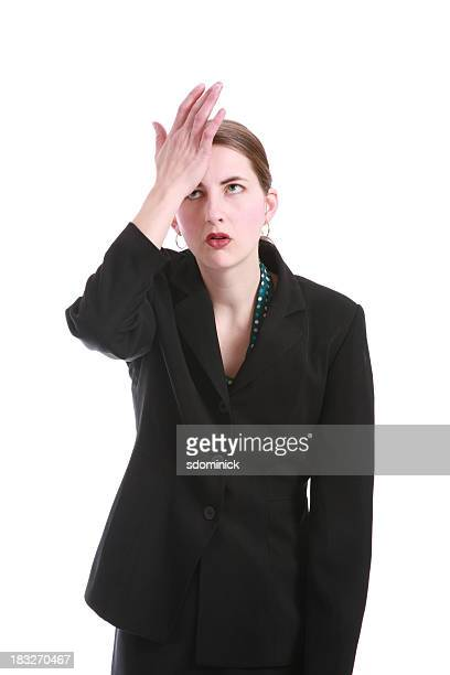 doh! - slapping stock pictures, royalty-free photos & images