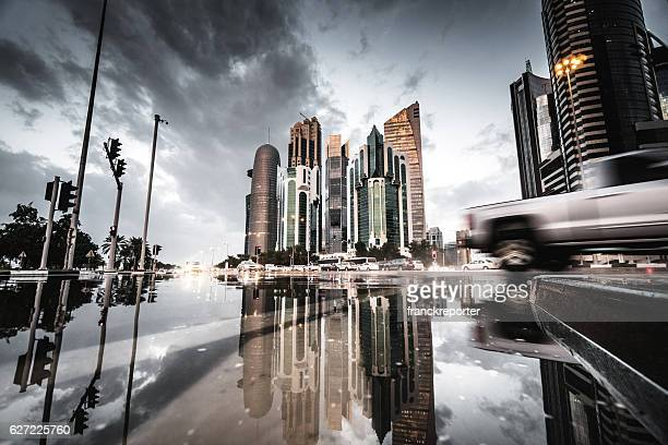 doha after the flood