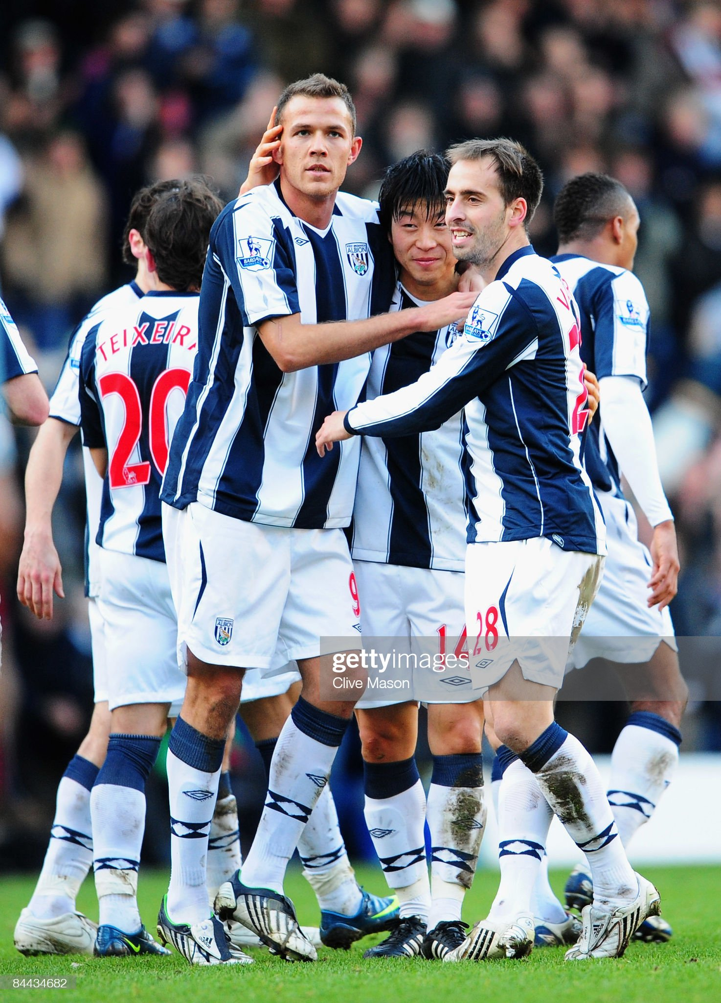 West Bromwich Albion v Burnley - FA Cup 4th Round : ニュース写真