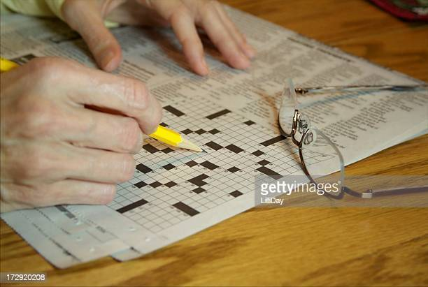 Doing a Crossword