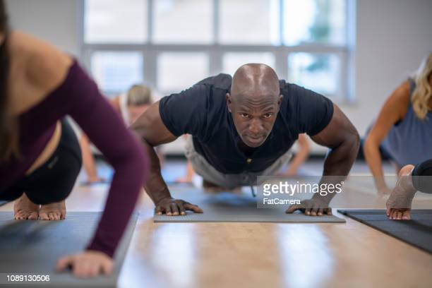 doing pushups - push ups stock pictures, royalty-free photos & images