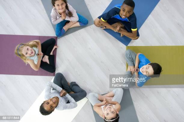 Doing Yoga Together