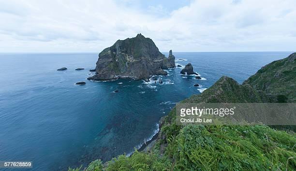 Dokdo, island of Korea