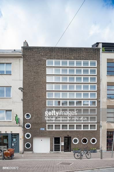 Dokterswoning Tackx Designed By Walter Van Den Broeck News