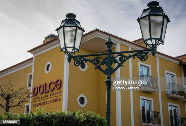 Dolce CampoReal Lisboa Hotel during Gastronomic FAM Tour on November 27 2017 in Torres Vedras Portugal Gastronomic tours are hosted by 'Simply b'...