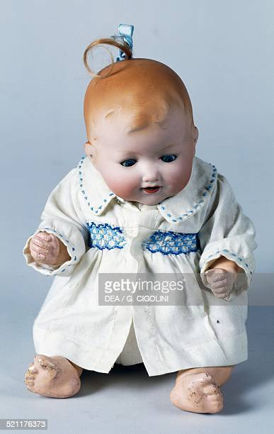Doll No 352 2/2k with bisque head made by Armand Marseille ca 1930 Germany 20th century Germany