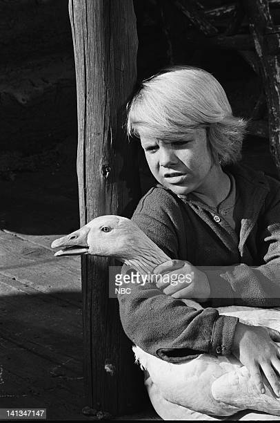 BOONE Doll of Sorrow Episode 28 Aired 4/22/1964 Pictured Darby Hinton as Israel Boone Photo by Paul W Bailey/NBCU Photo Bank