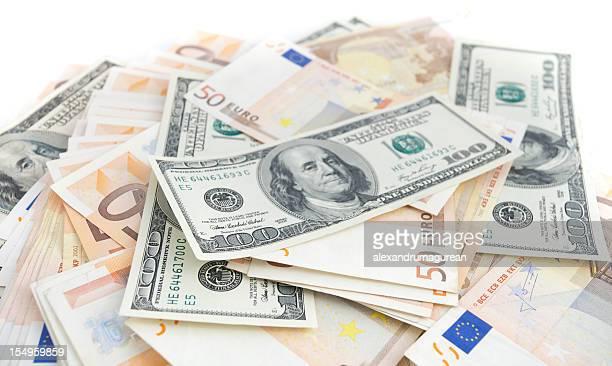Dollar Agains Euro
