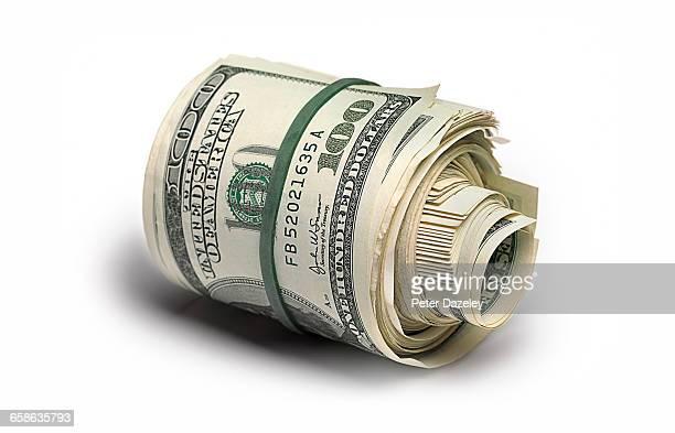 Dollar bank roll