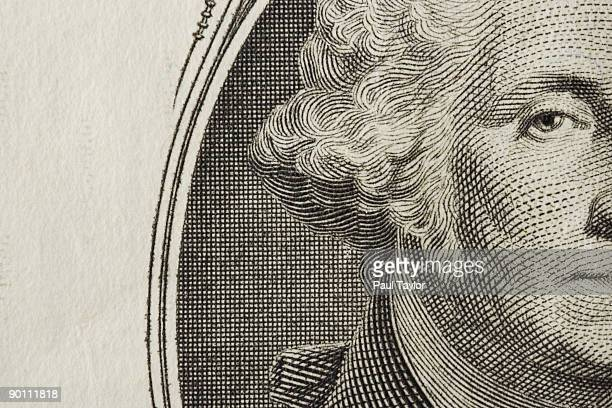 dollar bill detail - money politics stock pictures, royalty-free photos & images