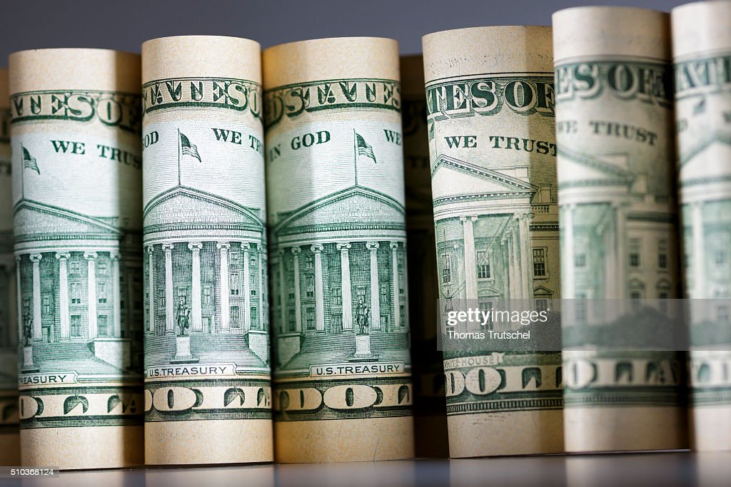 US Dollars : News Photo
