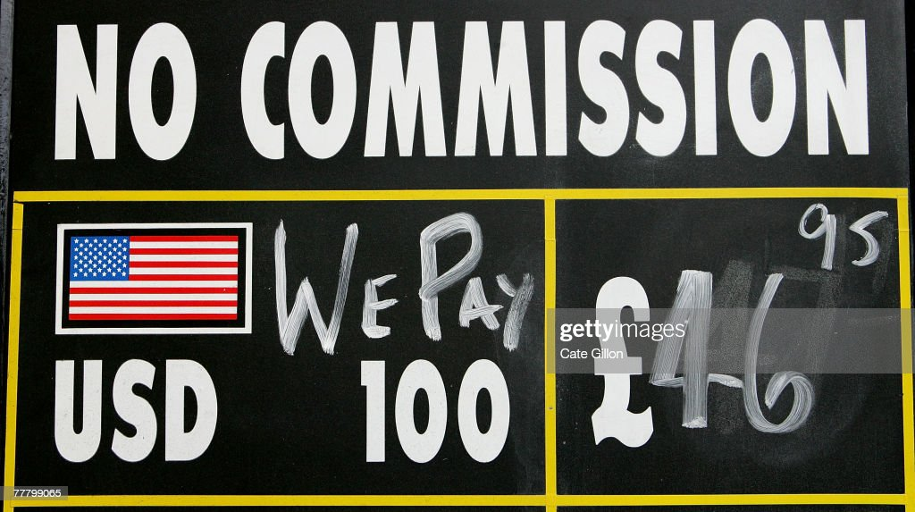 Pound And Euro Have Pushed Even Higher Against The Dollar Photos And