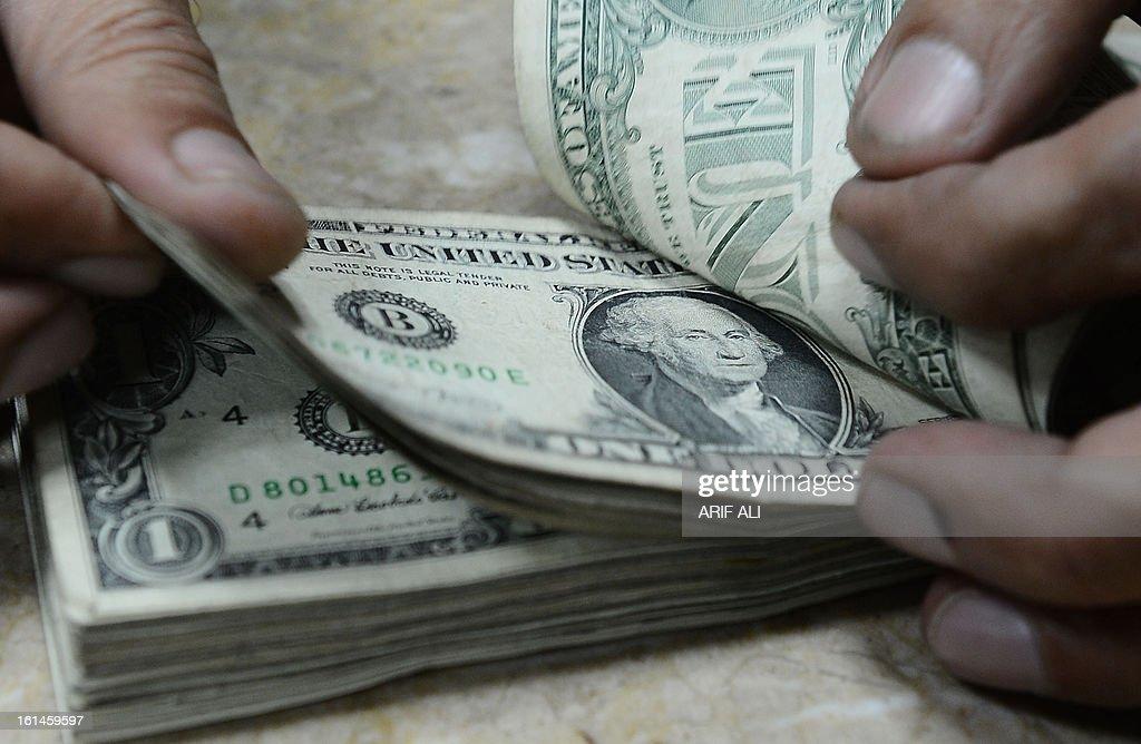 PAKISTAN-FOREX-FINANCE-IMF-THEME-MONEY : Foto jornalística