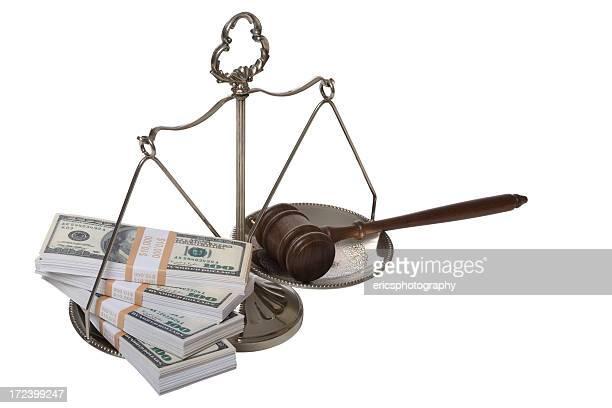 Dólares e de Justiça