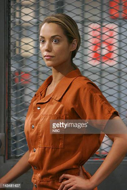 INTENT 'Dollhouse' Episode 10 Aired 1/8/06 Pictured Elizabeth Berkley as Danielle Quinn
