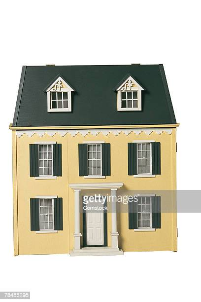 dollhouse - dollhouse stock pictures, royalty-free photos & images