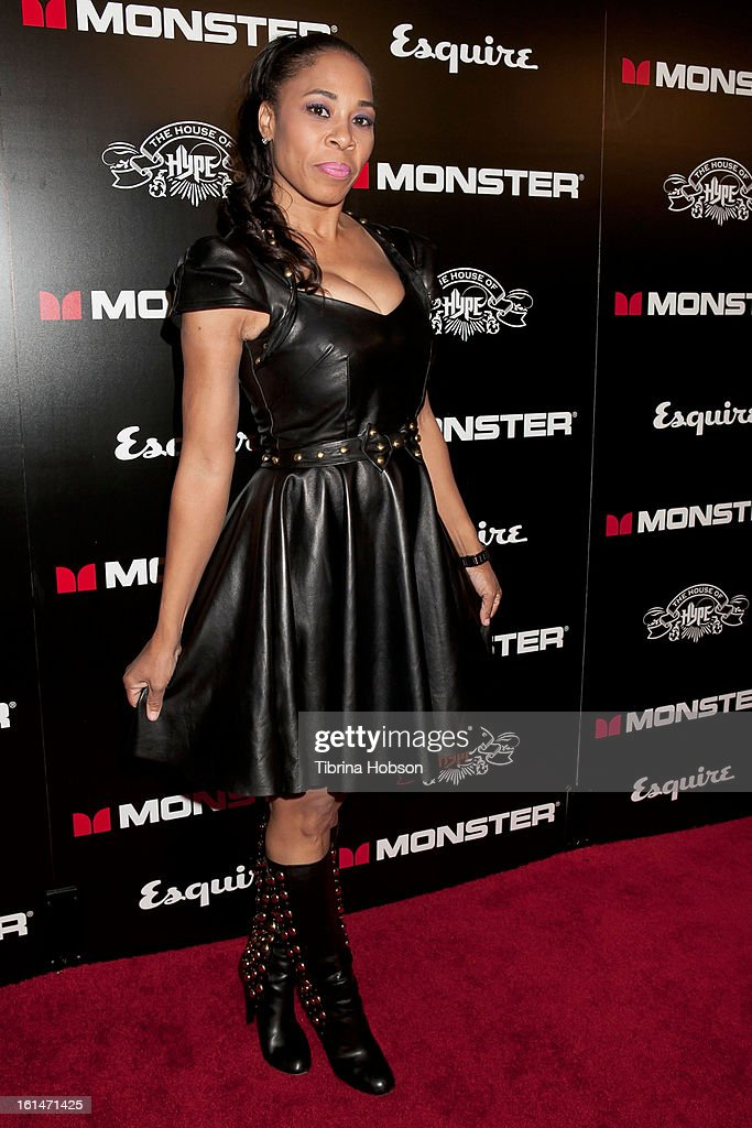 DollPhace attends the 'House of Hype' Monster Grammy party at SLS Hotel on February 10, 2013 in Los Angeles, California.