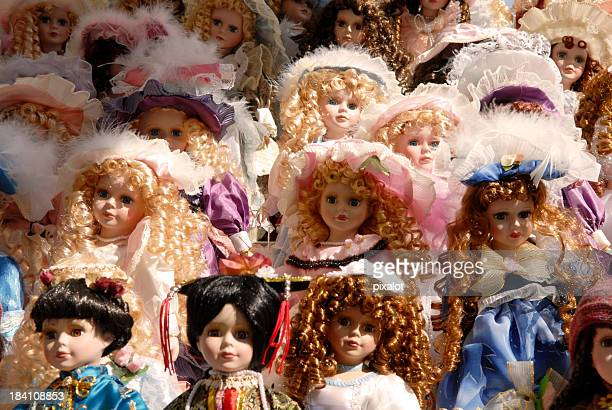 Dolls everywhere