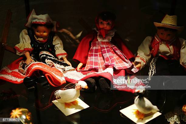 Dolls In Traditional Clothing