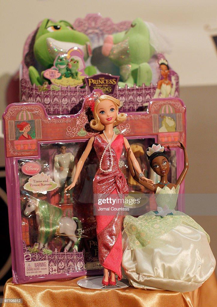Princess Tiana's Official Induction Into The Disney Princess Royal Court : News Photo