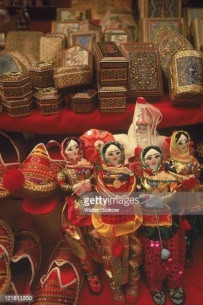 Dolls, Tourist Market Bazaar, Kusadasi, Turkey