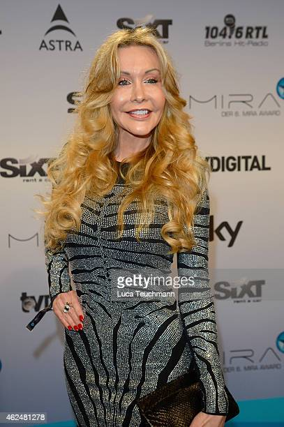 Dolly Buster attends Mira Award 2015 at Station on January 29 2015 in Berlin Germany