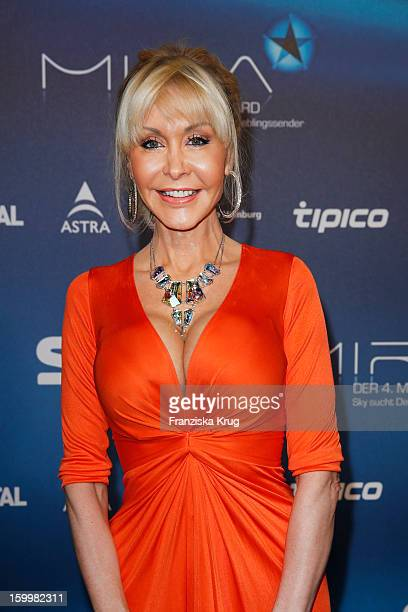 Dolly Buster attends the Mira Award 2013 on January 24 2013 in Berlin Germany
