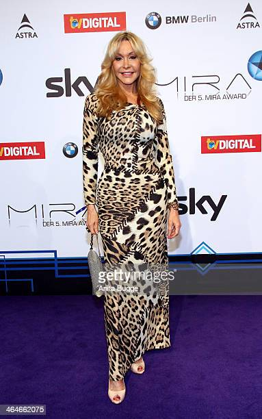 Dolly Buster attends the Mira Award 2014 at Station on January 23 2014 in Berlin Germany