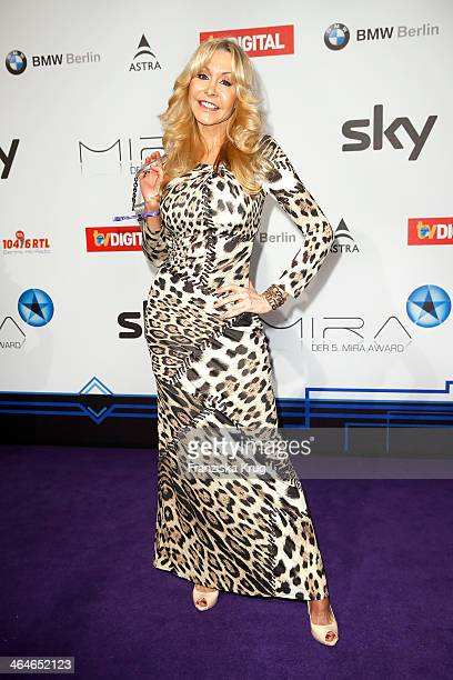 Dolly Buster attends the Mira Award 2014 on January 23 2014 in Berlin Germany