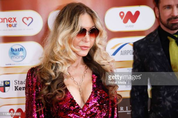 Dolly Buster during the Goldene Sonne Award 2019 on April 27 2019 in Kalkar Germany
