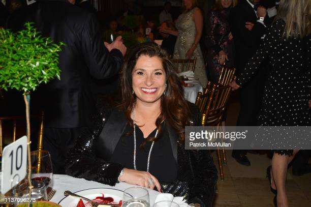 Dolly Fox attends New York School Of Interior Design Annual Gala at The University Club on March 5, 2019 in New York City.