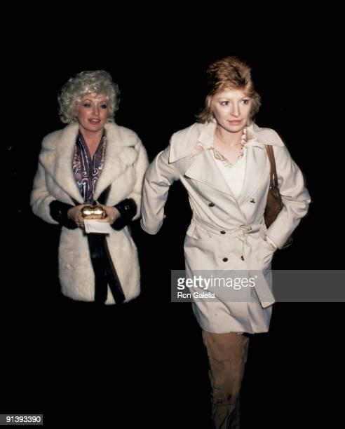 Dolly Parton and Judy Ogle