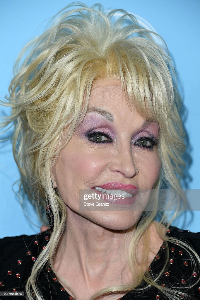 Dolly Parton arrives at the Variety And Women In Film's 2017 Pre-Emmy Celebration at Gracias Madre on September 15, 2017 in West Hollywood, California.