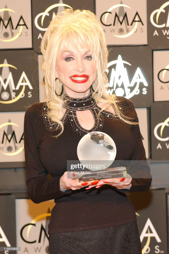 38th Annual Country Music Awards - Press Room : News Photo