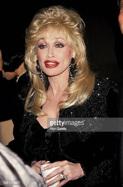 Dolly Parton during Shining Through New York City Premiere at Ziegfeld Theater in New York City New York United States
