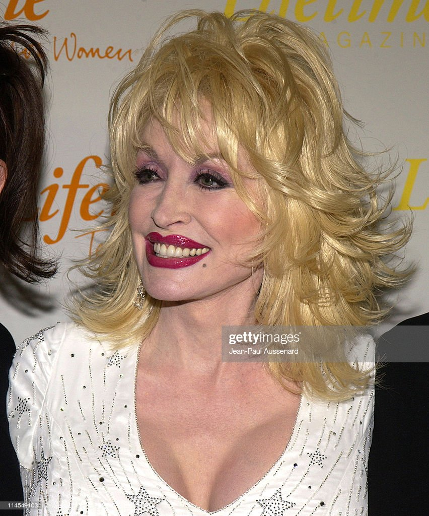Dolly Parton during The 4th Annual Women Rock! Songs From The Movies - Arrivals at Kodak Theater in Hollywood, California, United States.