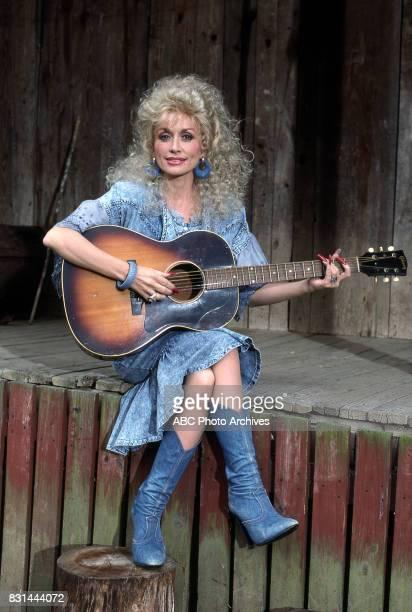Dolly Parton in 1987